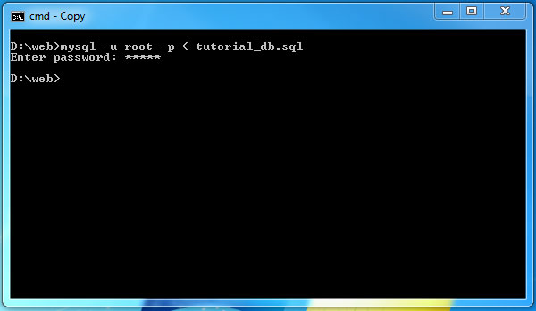 mysql how to clear all connections command line